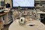 Testes do novo sistema de ventilação assistida realizados na Bosch