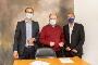 Assinatura do memoronado de entendimento entre a UA e a Inova-Ria