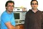 Os investigadores Domingos Barbosa, que coordena o consórcio português, e João Paulo Barraca