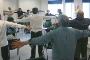 Sessões são realizadas em grupo e integram duas componentes, a fisioterapia respiratória e o apoio psicoeducativo