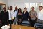 Responsáveis do Instituto Nacional de Ensino à Distância de Moçambique em visita à UA