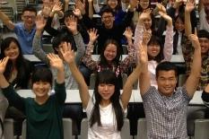 Cada vez mais estudantes chineses apostam no Departamento de Línguas e Culturas