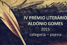 IV Prémio Literário Aldónio Gomes 2015 aposta na poesia