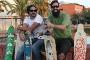 Nuno Vitorino e Ricardo Martins entre barbas, barbinhas e barbonas sobre rodas