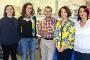 Os investigadores do CICECO Marina Matos, Andreia Sousa, Armando Silvestre, Carla Vilela e Carmen Freire