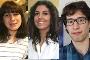 Os investigadores premiados Rita Bastos, Diana Costa e Pedro Cunha