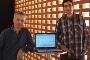 Ricardo Dias e José Daniel Gouveia propõe regras de origami para redes cristalinas