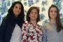 As investigadoras Soraia Ibrahim, Ana Mendes e Inês Vaz