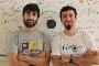 Os investigadores Nicolas Sanchis-Gual (Universidade de Valência) e Carlos Herdeiro (Universidade de Aveiro)