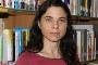 A investigadora Josefa Pandeirada