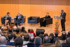 Valor da língua portuguesa e mérito dos estudantes marcou abertura do ano letivo 2016/2017