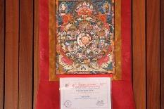 Troféu atribuído no Nepal ao documentário sobre o Kola San Jon