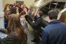 Clube de Produtores do Continente visita Plataforma da Alta Pressão da UA