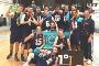 Basquetebol masculino da AAUAv foi campeão universitário em 2017