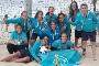A equipa da UA bicampeã nacional de futebol de praia desta temporada vai receber a bolsa de mérito desportivo