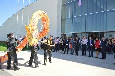 """Instituto Confúcio da Universidade de Aveiro recebe prémio """"Melhor Confúcio do ano"""""""