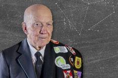 Licenciado aos 81 e doutorado aos 85: vida académica de Brasilino Godinho em livro