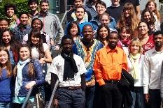 Alunos de 81 instituições estrangeiras na UA durante o 2º semestre
